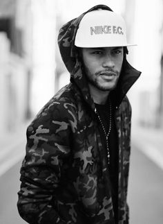"""Neymar for the 2015 Nike Tech Fleece Collection "" Neymar Jr, Neymar Football, Messi Soccer, Ronaldo Soccer, Nike Soccer, Soccer Cleats, Cristiano Ronaldo, Barca Team, Real Madrid Gareth Bale"