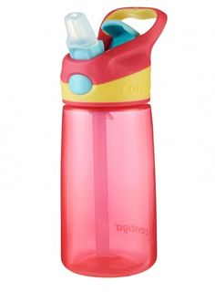 Navy Kids Striker Water Bottle