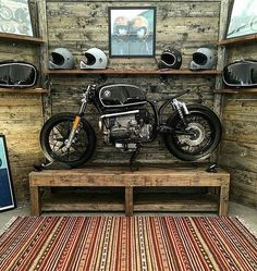 Beast in The Room #caferacer #honda #retro #scrambler #motorcycle #triumph #bmw #roadstermagazin #croig #caferacersofinstagram #motorcycle @caferacerdreams