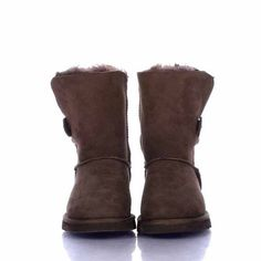 UGG Bailey Button Boots 5803 Chocolate  http://uggbootshub.com/wholesale-ugg-boots-ugg-bailey-button-boots-5803-c-1_8.html
