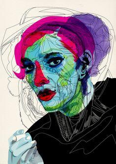 Alvaro Tapia Hidalgo · Illustrator - B-Side