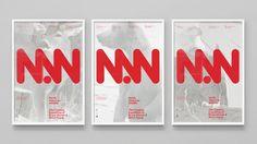 North American Wildlife by DIA, via Behance