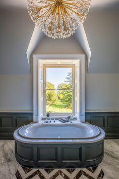 Gorgeous bathroom by Little Design House