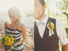 Wizard of Oz Wedding Inspiration PANACEA event floral design, yellow flowers  with black and white