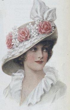 Posts about Fashion written by Sheryl Vintage Abbildungen, Vintage Ephemera, Vintage Postcards, Vintage Prints, Vintage Beauty, Vintage Pictures, Art Pictures, Victorian Women, Edwardian Fashion