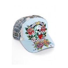 ed hardy hats | Ed Hardy Women Caps, Ed hardy Caps, Ed Hardy Hats - Polyvore