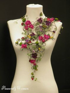 via Branching Out Floral Design ndsf aifd floral art Tatton 2012 - as seen on facebook via - Flowers&Women