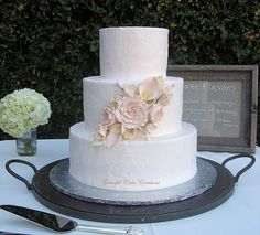 1000+ images about Buttercream Cake - textures on Pinterest Buttercream cake, Buttercream ...