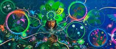 8 Mystical Herbs and Legal Psychedelics For Lucid Dreaming ⋆ LonerWolf Wiccan, Magick, Pagan, Chumash Indians, Legal Psychedelics, Art Visionnaire, Sacred Plant, Meditation, Religion