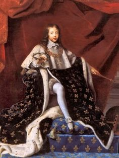 #Louis #XIV also known as the #Sun #King had many #love affairs. He was mad after women... Wanna learn more?