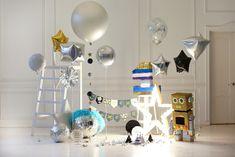 Outer Space Birthday Party on Kara's Party Ideas   KarasPartyIdeas.com (6)