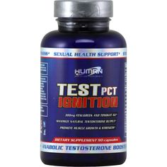 Human Evolution Supplements Test Ignition 90 ct | Regular Price: $86.65, Sale Price: $53.99 | #onSale  | Test IgnitionTest Ignition Testosterone Booster Scientifically supports and maximizes Testosterone levels libido and sexual health promoting muscle growth and strength Our exclusive formula will make your sex drive and strength up to the roof Muscle tightness and size is easily noticed after a couple of weeks taking this product Safe and potent Feel like a new man with tes