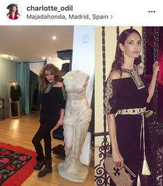 Charlotte   Odil. Estilista - Influencer - Blogger - Boutique Majadahonda. Madrid. Spain www.charlotteodil.com. #estilista #stylish #boadilladelmonte #pozuelodealarcon #blogger #vogue #elle #glamour #moda #tiendaonline #influencer #blogger #fashionblogger #style #beauty #mujeresemprendedoras #mujeres #designer #elegancia #telva #editorialmoda #bloguerademoda #instamood #cute #love