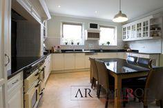 Mirror, Kitchen, Table, Furniture, Home Decor, Elegant, Cooking, Decoration Home, Room Decor