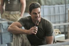 Jay Ryan from beauty and the beast. He's another of my favorites! Love his character :)))