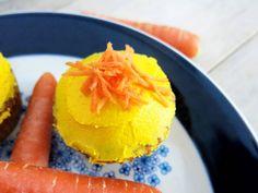 Antipastaa: Pirteät porkkanamuffinssit (maidoton, gluteeniton, viljaton, sokeriton, vähähiilihydraattinen, paleo)