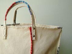 ぐるぐるつぎはぎバッグ | iichi(いいち)| ハンドメイド・クラフト・手仕事品の販売・購入