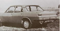 OG | 1966 Chrysler Simca 160/180 - Project 929 | Prototype dated March 1966
