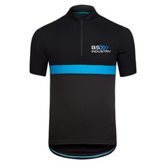 Polyester Breathable Short Sleeve Cycling Jersey