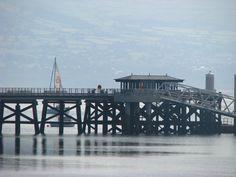 Beaumaris pier early morning