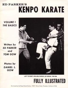 Kenpo Karate book- My son earned his Black Belt in Kenpo Now on to BJJ and Kickboxing and hopefully Wing Chun and Kali. Kempo Karate, Martial Arts Training, Martial Artists, Wing Chun, Aikido, Judo, Kickboxing, Black Belt, Cover Art