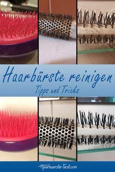 Haarbürste reinigen: Tipps und Tricks ... Praxis Test, Schaum, Eyeshadow, Skin Care, Hair, Cleaning Hair Brushes, Best Hair Brush, Shaving, Home Remedies