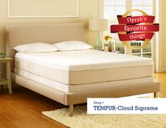 4. A Grand New Year resolution for you - a new mattress - Oprah's Favorite Things  #GrandHomeFurnishings