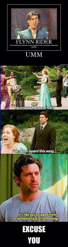 EXCUSE YOU SERIOUSLY! HAVE YOU EVEN SEEEEN ENCHANTED?!?!?!