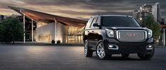 General Motors has an all-new line of SUV's going on sale late this year. These SUV's, including the GMC Yukon, feature advanced anti-theft technology. Terrain Denali, Gmc Terrain, Terrain Vehicle, General Motors, Buick Gmc, Chevrolet, My Dream Car, Dream Cars, Auburn
