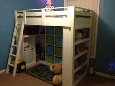 Loft Bed - Ana-white.com