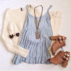 Cute casual teen outfit