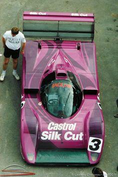 Silk Cut Jaguar XJR-14