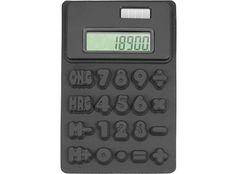 Taschenrechner Wiggle, schwarz