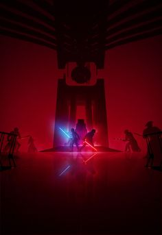 "ring4realzies-blog: "" tiefighters: "" Synchrony Signed & Numbered 13"" x 19"" Giclée prints for $35 at BigCartel. Art by Marko Manev "" Wantttt """