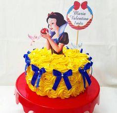 Snow white cake Blanca Nieves