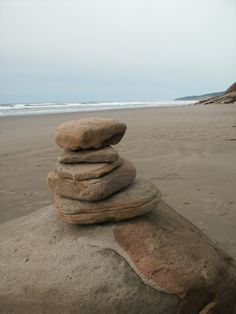 Rock stacking  *dansuehath