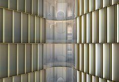 Treppenhaus Luxushotel Hamburg