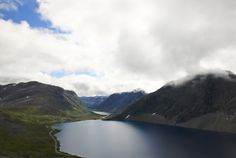 #Djupvatn #Geiranger #Norway