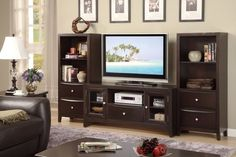 The Taylor 3pc. Entertainment Center With Free Shipping In Houston,Texas