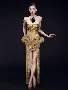 ioannis dimitrousis | Tumblr Crochet Evening Dresses, All Things, Strapless Dress, Tumblr, My Love, Knitting, How To Wear, Inspiration, Knits