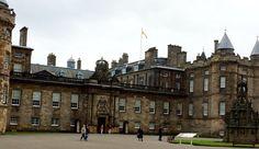 Holyrood Castle, Edinburgh