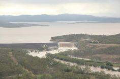 Awonga Dam Benaraby Jan 2013