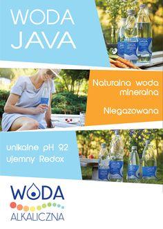 #Ulotka woda alkaliczna Java  #Leaflet #AlkalineWater #Diet