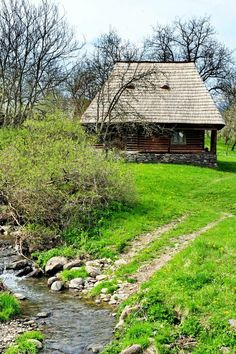 European House, Good House, Central Europe, Traditional House, Country Life, Warm And Cozy, Pens, Cottage, Landscape
