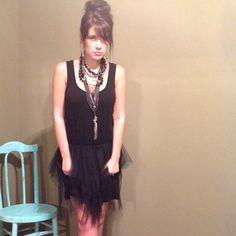 Little Black Tutu Dress New black tutu dress by a'reve a'reve Dresses