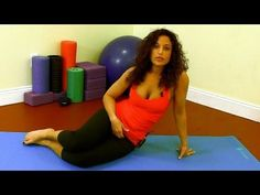 20 Minute Yoga Workout for Beginners, Home Exercise Fitness Training Routine, Total Wellness Austin - YouTube