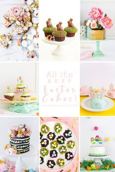 All the Best Easter Cakes, Delineate Your Dwelling