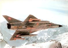 Dassault Mirage III - 2. Luftwaffe, Swiss Air, Airplane, Planes, Air Force, Fighter Jets, Aircraft, Wings, History