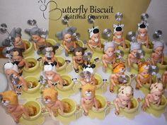 chá de bebê chá de fraldas tema safari ou bichinhos da floresta  e-mail: butterfly-biscuit@hotmail.com Loja virtual: www.elo7.com.br/butterflybiscuit
