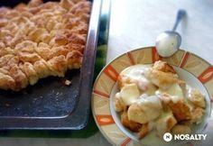 Sweet Bread, Apple Pie, Waffles, Cake Recipes, Baking, Breakfast, Hungary, Breads, Diet